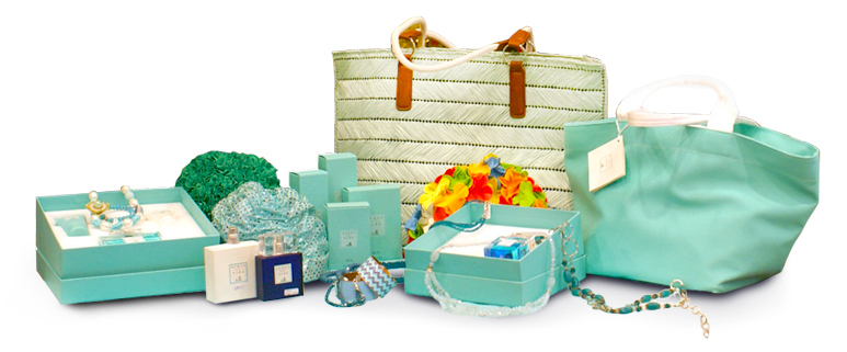 Borse e accessori per il mare e la piscina - Profumeria Rossetto