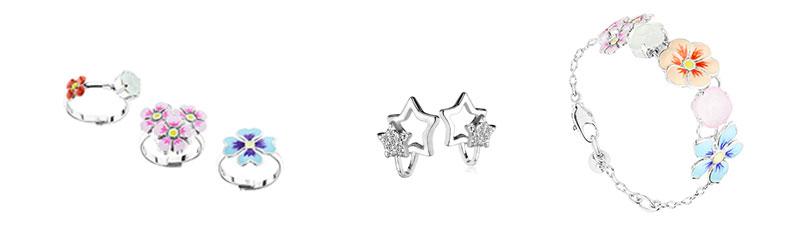 Reminiscence Paris bracciali, orecchini e anelli