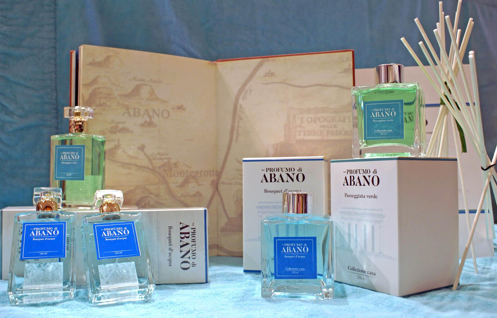 Profumo di Abano - Le fragranze di Abano Terme